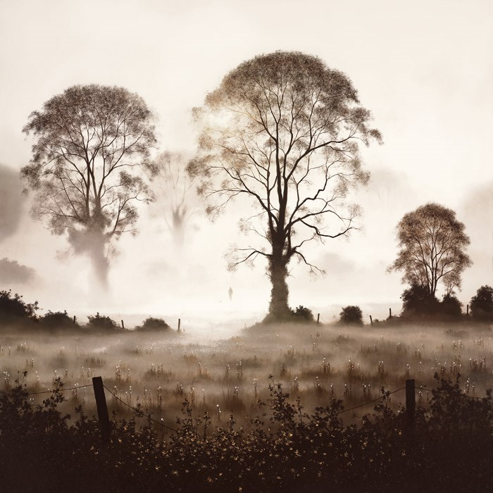 A Day to Daydream  by John Waterhouse - Limited Edition on Paper sized 28x28 inches. Available from Whitewall Galleries